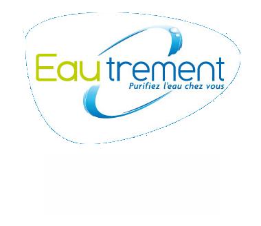 """Eautrement – Pour mieux consommer l'eau – filtration, traitement de votre eau"""" Logo"""